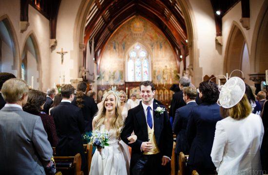 Shamley Green Wedding