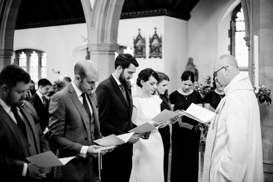 Documentary wedding photography Tony Hart