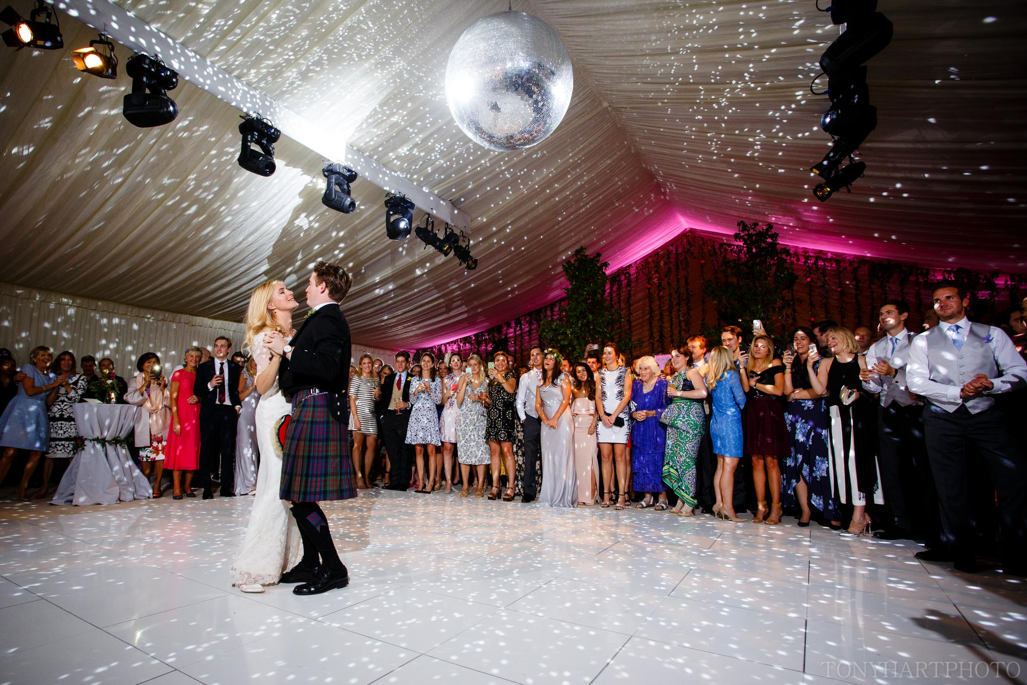 Fenella & Jamie's First Dance