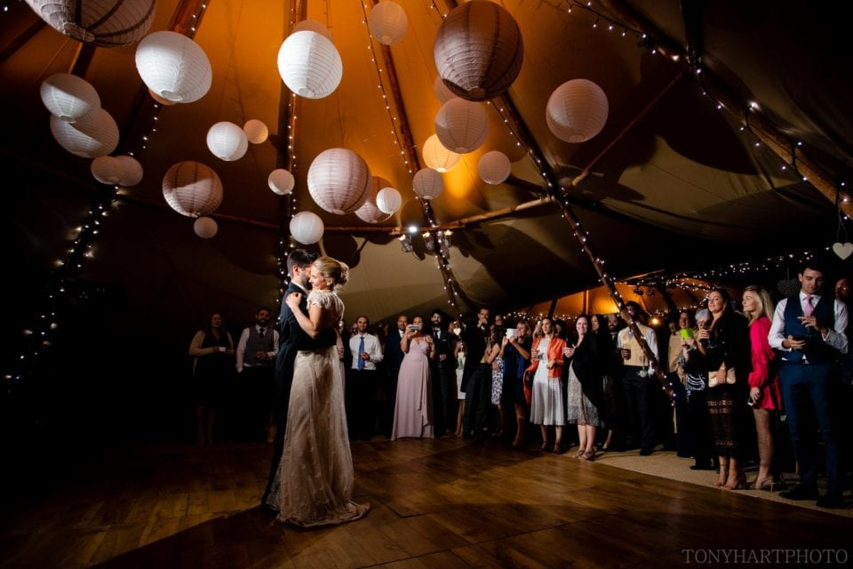 Grace & Jumbo's first dance