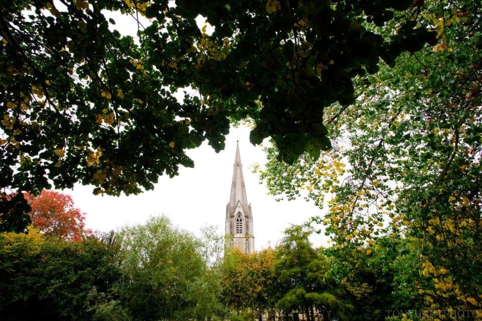 All Saints Church, Sherbourne, Warwickshire