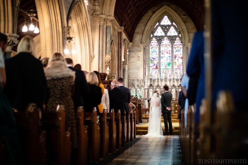 Anna & Al's wedding at Sherbourne Church