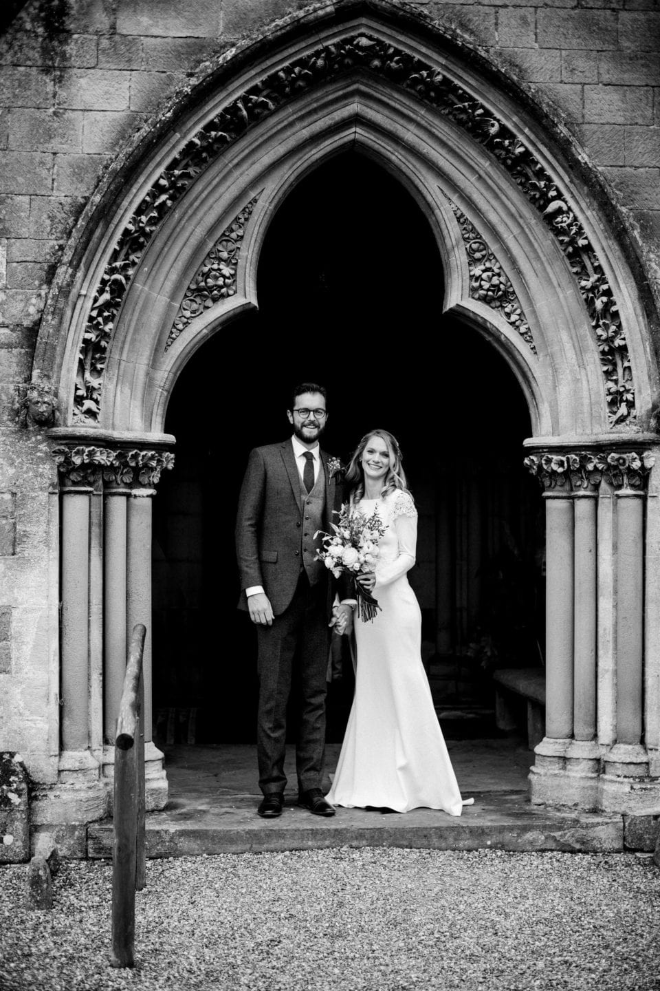 The new Mr & Mrs!
