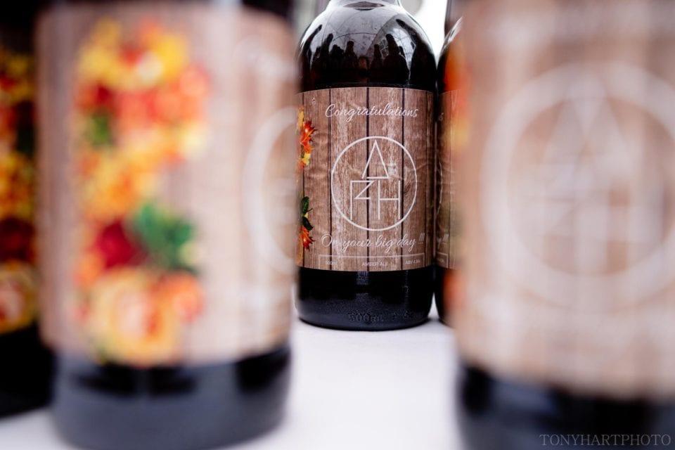 Team AFH branded beers!