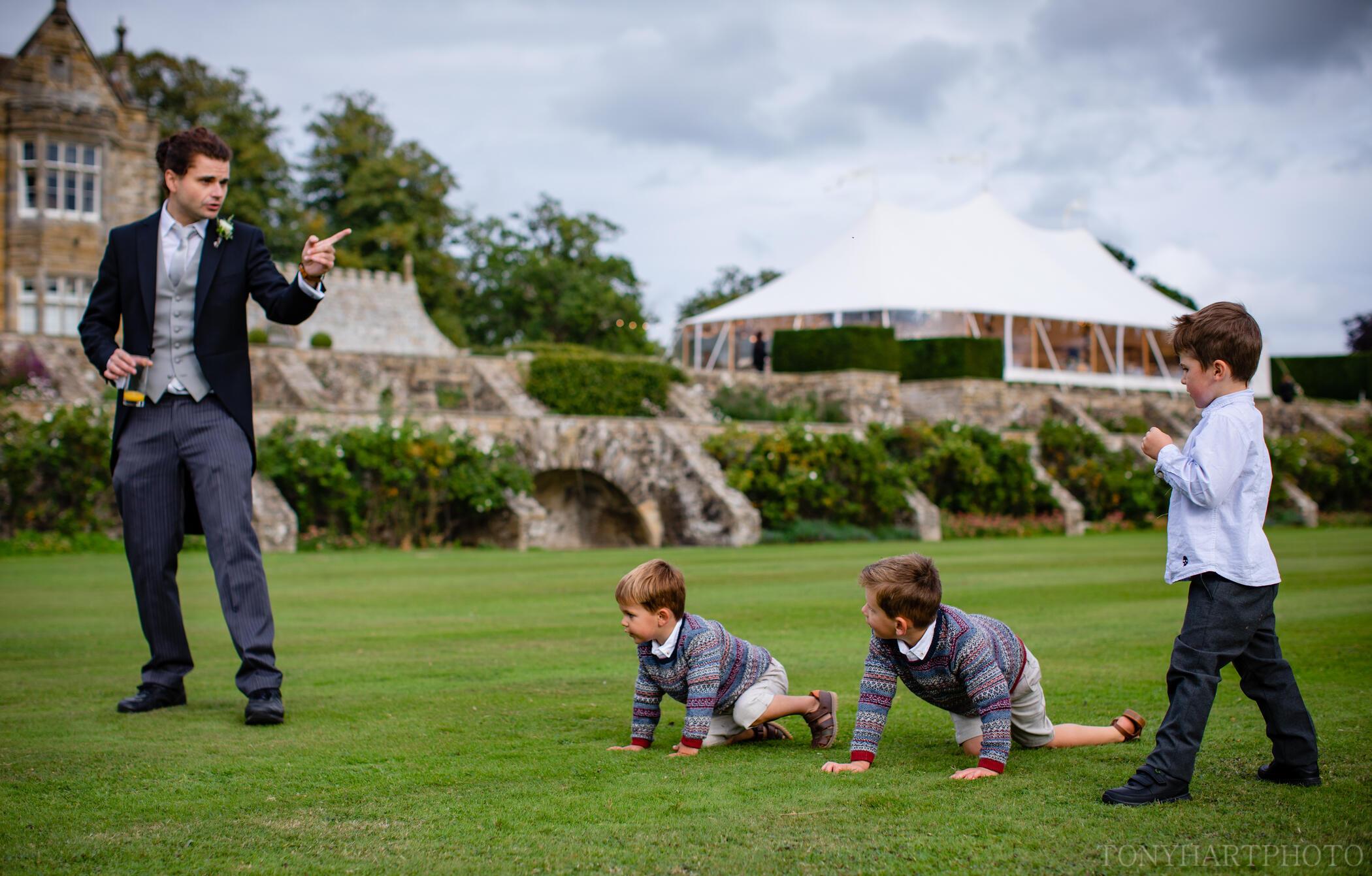 Buckhurst Park wedding photography by Tony Hart