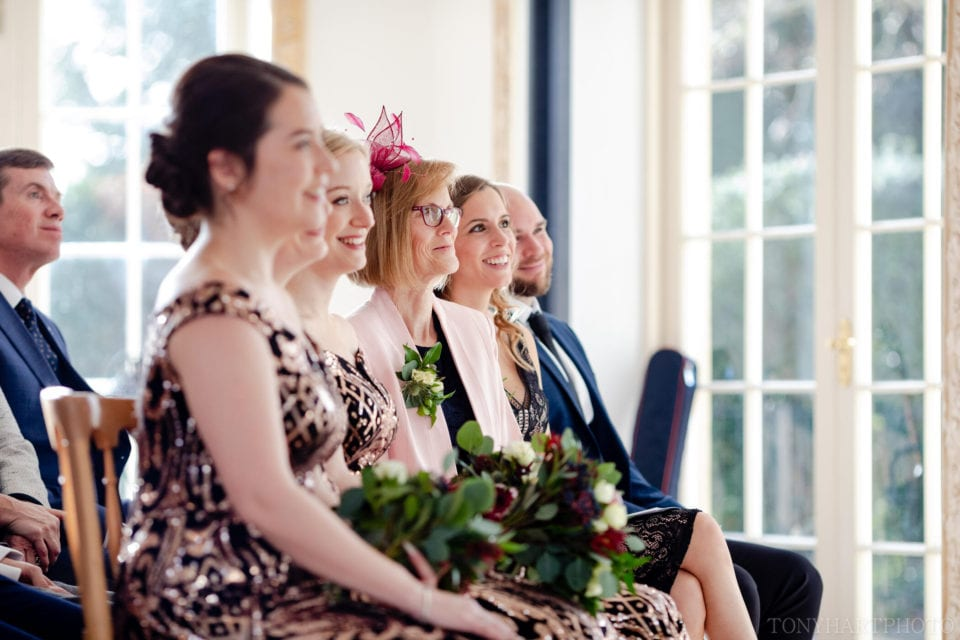 Northbrook Park Wedding Photography - The Bridesmaids