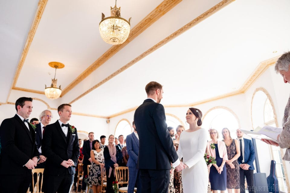 Northbrook Park Wedding Photography - The Vows