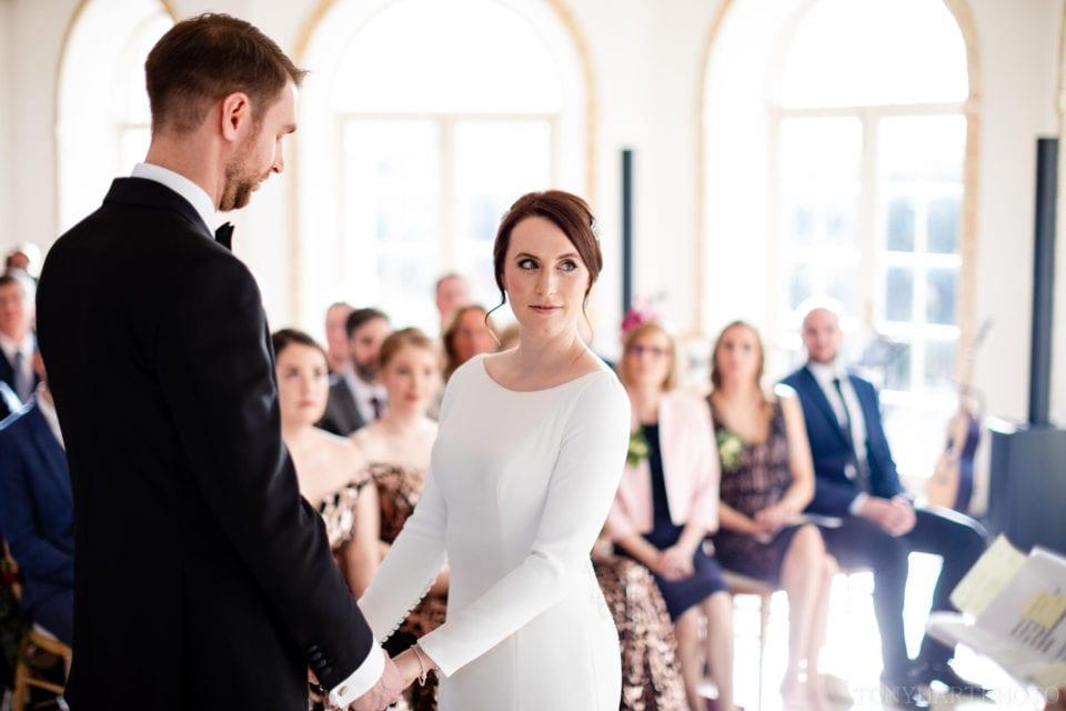 Northbrook Park Wedding Photography - The Wedding Ceremony