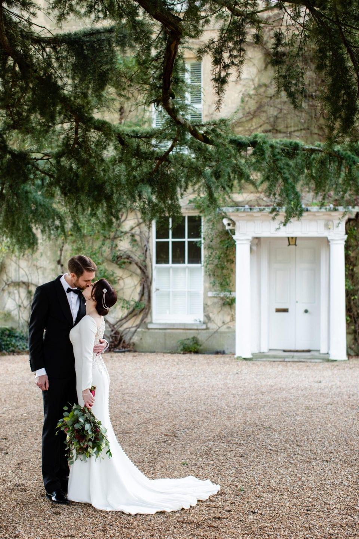 Northbrook Park Wedding Photography - Couple portraits