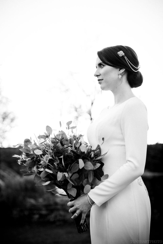 Bride Jemima at Northbrook Park