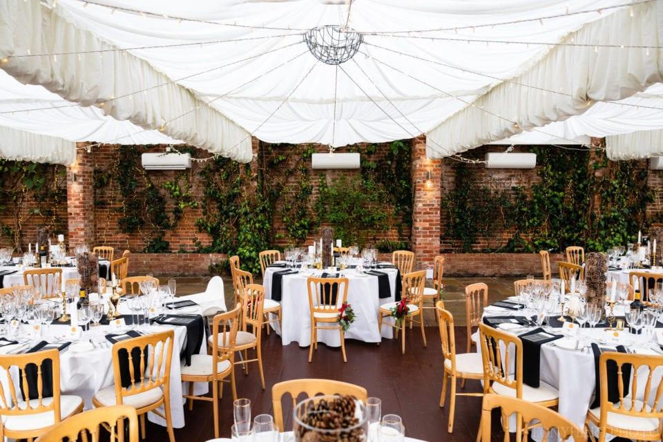 Northbrook Park Wedding Photography - The Orangery