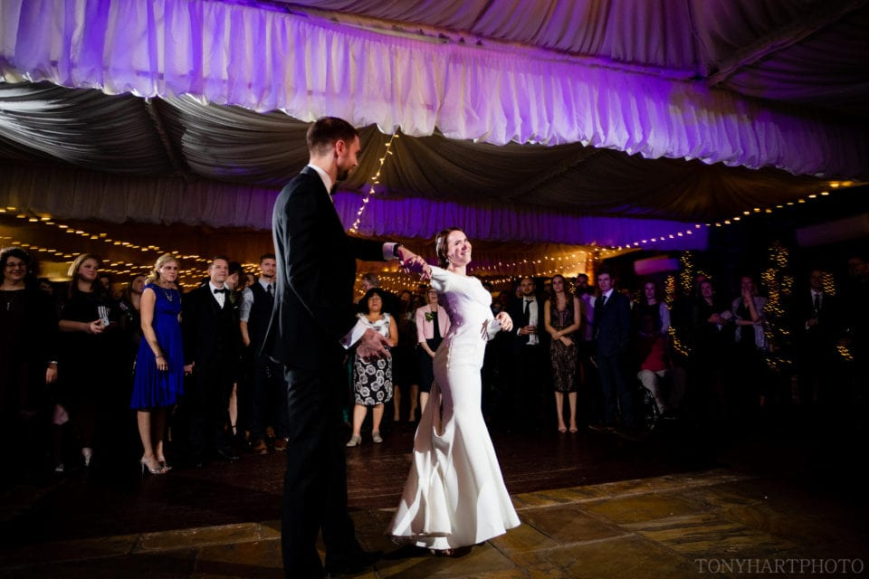 Northbrook Park Wedding Photography - First Dance