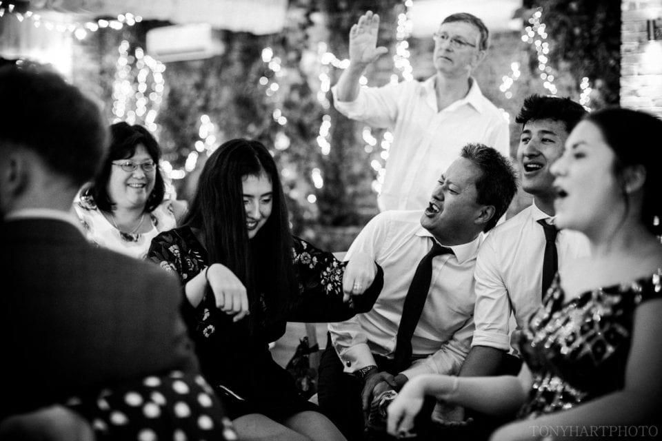 Northbrook Park Wedding Photography - Gangnam Style!