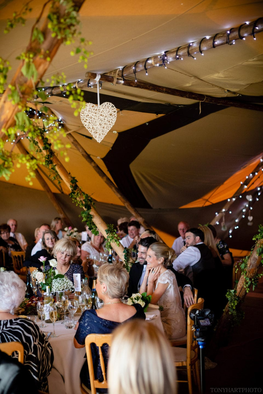 Grace & Jumbo's magnificent tipi wedding
