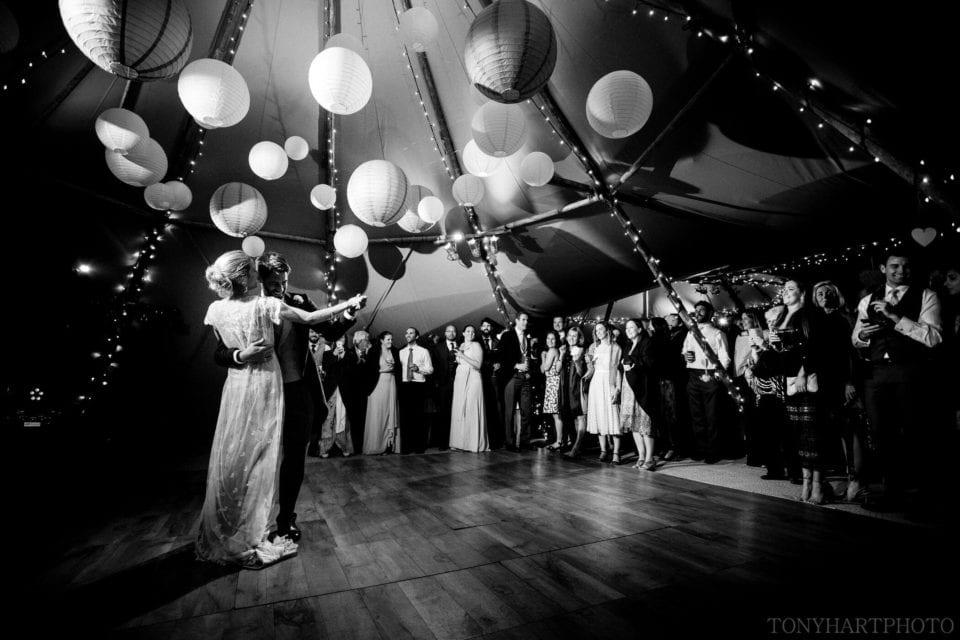 Tipi Wedding