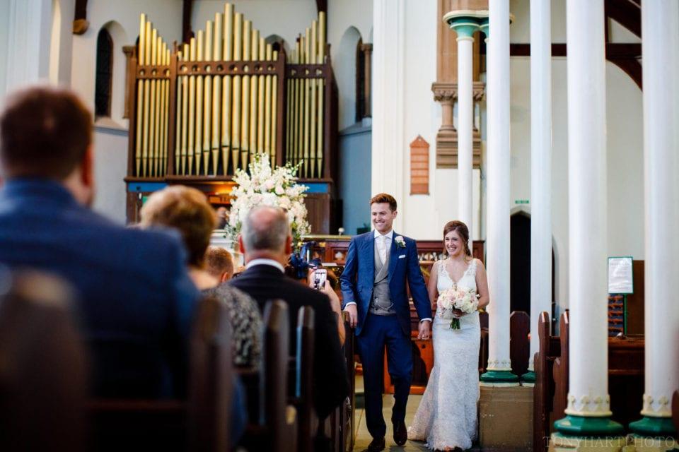 Lauren & Scott just married